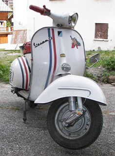 """Vespa 160cc type """"GS"""" - 1962"""