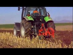 ▶ www.Live-Avles.tv* Βαθύ όργωμα - YouTube Tractors, Seeds, Bread, Youtube, Tractor, Breads, Grains, Bakeries, Youtubers