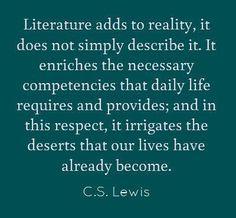 Literature & C.S. Lewis