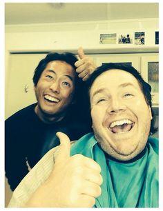 Steven & Josh