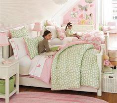 1000 images about cuartos on pinterest coolest bedrooms - Cuartos de nina decorados ...