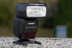 TEST: Canon Speedlite 430EX III-RT
