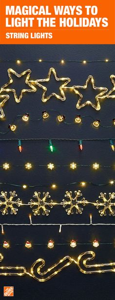 e01a5ffde0f Shop Christmas Lights   Accessories at The Home Depot