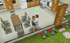 First kiss on sims freeplay