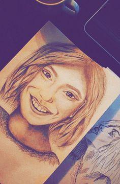#art #face #drawing #pencil