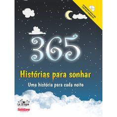 Livro 365 Histórias com DVD - Le Brinque