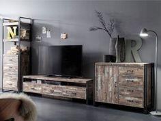 Die Kommode Java 48814 Von MCA überzeugt In Ihrer Wohnung Durch Ihren  Industrial Style. Das