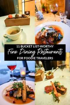 Foodie Travel 2111131065449378 - Are you a foodie traveler who seeks out the best fine dining restaurants wherever you go? Here are 11 upscale restaurants worth taking a trip to visit! Source by erinklema Upscale Restaurants, Vegan Restaurants, Chicago Restaurants, Dinner Entrees, International Recipes, Foodie Travel, Places To Eat, Fine Dining, Street Food
