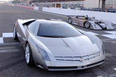 I dont usually like Cadillacs, but I'd drive the hell outta this!