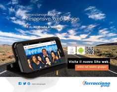 Newsletter n° 20 – Responsive Web Design: terraccianogroup.it sempre più social!