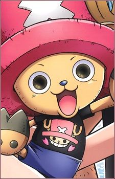 30 day anime challenge, day 15 - favourite animal sidekick, pet or summonning? Chooper, of course! He's so cuddly and sweet, you'd never expect him to be part of the most feared pirate crew ^^ But despite his looks, he can kick ass quite well and I love how Oda-sensei made him and Zoro such good friends.