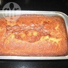 Jüdischer Honigkuchen - Ein total einfacher Kuchen mit einem tollen Geschmack, der mit Honig und Orange gesüßt wird. Perfekt für Rosch ha-Schana @ de.allrecipes.com