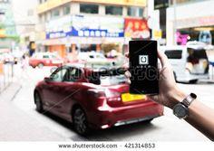 uber app in china