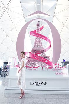 Image result for lancome eiffel tower