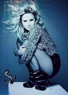Fish Nets, Beautiful Suit, Kristen Bell, Fishnet Tights, Celeb Style, Celebs, Celebrities, Thigh Highs, Hosiery
