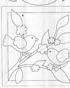 Albumarchívum Fabric Painting, Coloring Pages, Snoopy, Birds, Album, Spring, Peacock, Creative, Archive