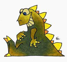 ILMOLODIQUILP:  ...se gli dai spago  diventa un vero drago!