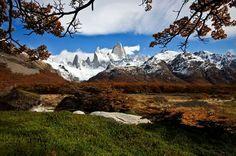Chalten. Macizo Fitz Roy. Santa Cruz. Patagonia. Argentina
