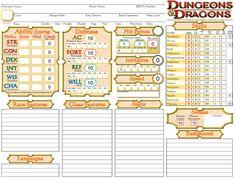 d&d 5e character sheet pdf fillable