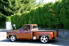 Nicholas Wade's 1978 Chevy C10 Stepside 79 Chevy Truck, S10 Truck, Classic Chevy Trucks, Gm Trucks, Chevrolet Trucks, Cool Trucks, Cool Cars, Chevy Stepside, Chevy Pickups