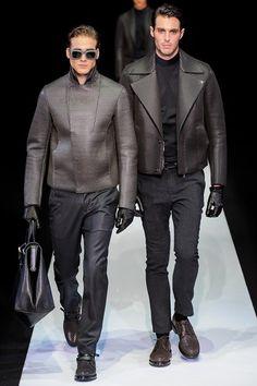 Armani - Milan menswear