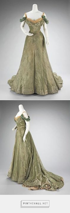 Ball gown by Jacques Doucet 1898-1900 French | The Metropolitan Museum of Art