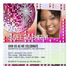 >>>The best place          	Glamourous Sweet Sixteen Disco Ball Invitation           	Glamourous Sweet Sixteen Disco Ball Invitation Yes I can say you are on right site we just collected best shopping store that haveReview          	Glamourous Sweet Sixteen Disco Ball Invitation Online Secure ...Cleck Hot Deals >>> http://www.zazzle.com/glamourous_sweet_sixteen_disco_ball_invitation-161674305170527154?rf=238627982471231924&zbar=1&tc=terrest