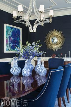 Opposites Enhance - New England Home Magazine