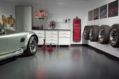 Aprende a organizar el garage....