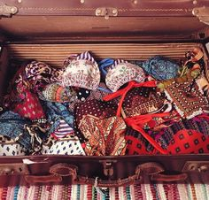 swimwear en route to our summer campaign mystery destination…