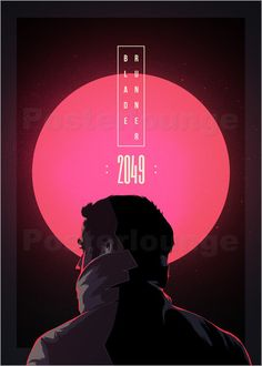 Fourteenlab Blade Runner - 2049 Poster bei Posterlounge ✔ Gratisversand ✔ Kauf auf Rechnung ✔ verschiedene Materialien & Formate ✔ Jetzt bestellen!