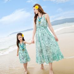 #aliexpress, #fashion, #outfit, #apparel, #shoes E, #family, #children, #summer, #beach, #2016, #green, #chiffon, #<font><b>dress</b></font>, #wholesale, #manufacturers, #on, #behalf, #of, #a, #mother, #of, #<font><b>women</b></font> http://s.click.aliexpress.com/e/yZvjiU3jI