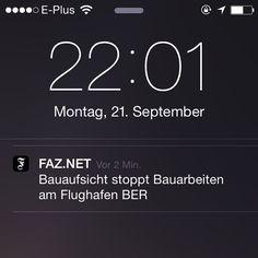 #Berlin verstehen. #BER