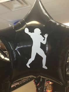 Excited to share this item from my #etsy shop: Football Balloon,Football Party,Sports Balloon,Football Decoration,Football Celebration, Football Banquet, Personalized Balloon, Tackle Football, School Football, Football Players, Personalized Balloons, Custom Balloons, Rose Gold Balloons, Mylar Balloons, Football Balloons, Football Celebrations