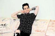 Panic! At The Disco Visits Music Choice. By: Brad Barket // Brendon Urie