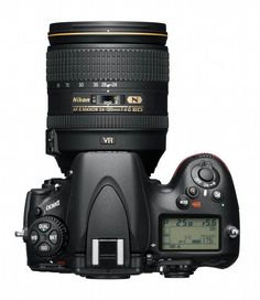 The Nikon D800 Digital SLR Powerhouse