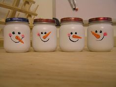 Stare if you must..........: What To Do With All Those Baby Food Jars