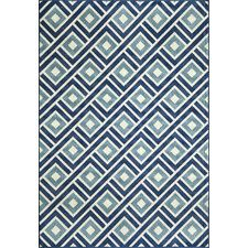 Baja Blue Indoor/Outdoor Area Rug