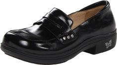 Alegria Women's Taylor Black Waxy Loafer 42 (US Women's 11) Wide -- Read more  at the image link.
