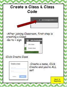 History from the Middle: The Basics of Using Google Classroom!