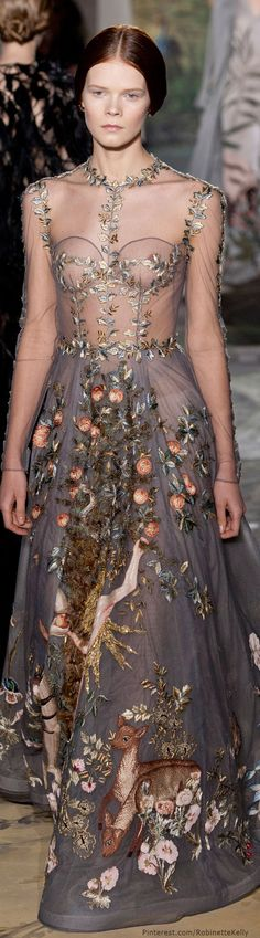 Valentino ~ Haute Couture  S/S 2014 possibly the most gorgeous dress I have ever seen?