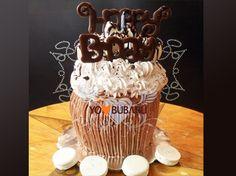 Maniatik de Cookies de Bubarú la Fábrica de Cupcakes