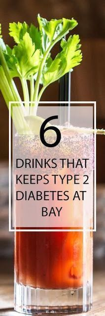 6 Drinks That Help to Keep Type 2 Diabetes at Bay