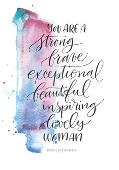 I feel grateful for the wonderful women in my life that have been role models…