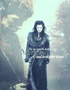 #Merlin #Morgana