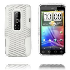 Neotronic (Hvid) HTC Evo 3D Cover