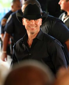 Kenny Chesney - born in Knoxville, Tennessee, graduated from East Tennessee State University in Johnson City, Tennessee with a degree in Advertising and hit the big time in Nashville, Tennessee - Kenny, a Tennessee boy