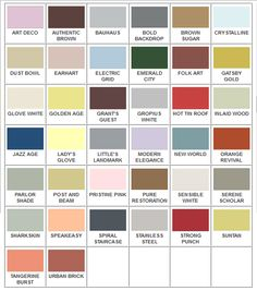 Fine Looking Art Nouveau Paint Colours. See More. Google Image Result for  http://redoitdesign.files.wordpress.com/