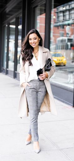 Business casual outfits, business attire, business professional outfits, of Style Casual, Casual Work Outfits, Winter Outfits For Work, Business Casual Outfits, Professional Outfits, Work Attire, Trendy Outfits, Fashion Outfits, Business Attire