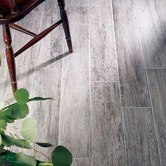 Kielder Dark Grey Glazed Porcelain W&F Wood Effect Porcelain Tiles, Wood Effect Tiles, Perfect Plank, Underfloor Heating, Grey Wood, Dark Grey, Planks, Tiling, Table